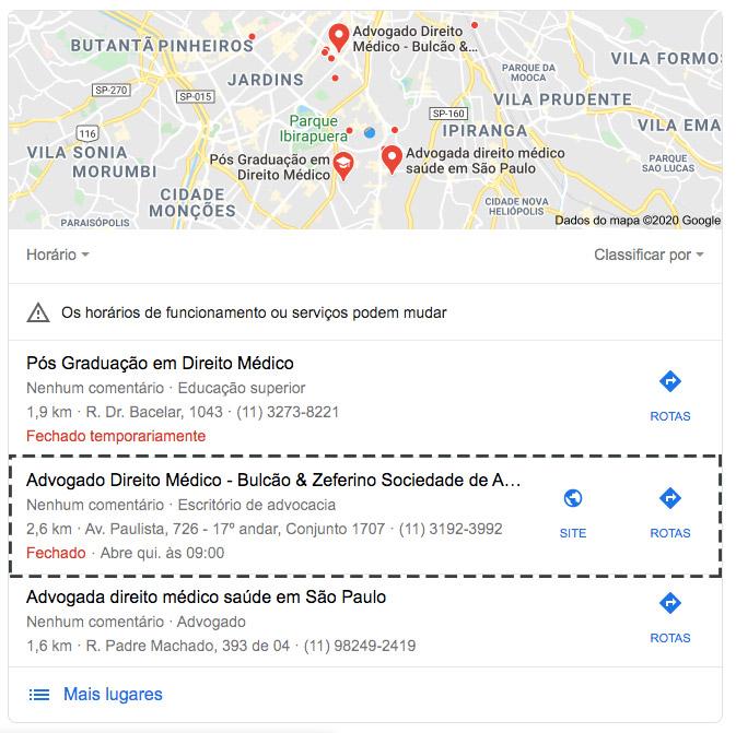 Aumentar Vendas com Google Meu Negócio